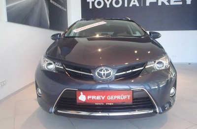 Toyota Auris TS 1,4 D-4D Feel! bei Toyota Sensationspreise in