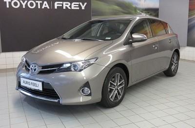 Toyota Auris 1,4 D-4D Feel! bei Toyota Sensationspreise in Ihre Fahrzeugfamilie